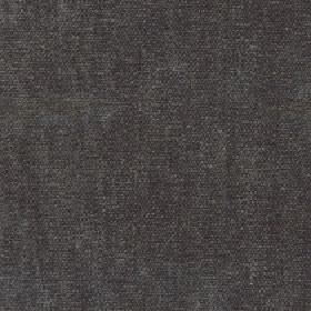 Paraiso - Dark Slate - 100% polyester fabric made with a very slightly patchy finish in dark graphite grey