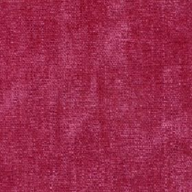 Paraiso - Heather Rose - Some slightly paler patches patterning very bright claret red coloured fabric made entirely from polyester