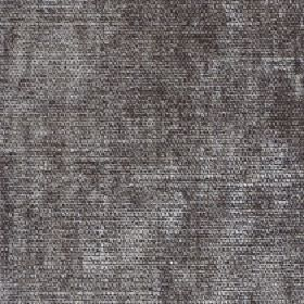 Paraiso - Metal - Fabric made from patchily coloured 100% polyester in silver and chrome shades of grey