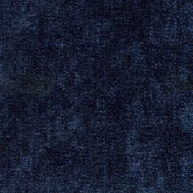 Paraiso - Navy - Elegant deep midnight blue coloured 100% polyester made with a very slightly patchy finish