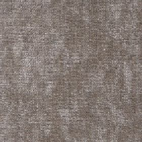 Paraiso - Oatmeal - 100% polyester fabric made from patchy areas of brown-grey and light grey