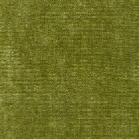 Paraiso - Palm - Bright pistachio green coloured 100% polyester fabric made with subtle patches in a very slightly lighter shade of green