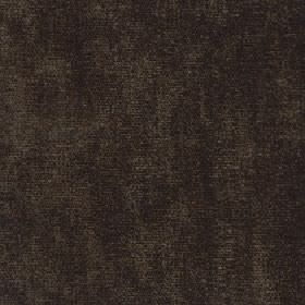 Paraiso - Pinecone - Fabric blended from very dark green-grey shades with a patchy finish and a 100% polyester content