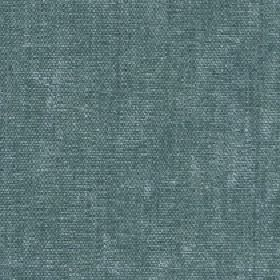 Paraiso - Aquamarine - Patchily coloured 100% polyester fabric made in dark teal and blue-grey colours