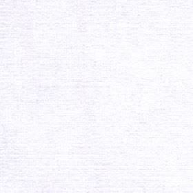 Paraiso - Bright White - Fabric made from bright white 100% polyester, featuring a subtle very pale grey coloured tinge