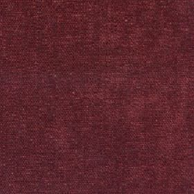 Paraiso - Cherry - Dark burgundy coloured fabric made entirely from polyester with a slightly patchy finish
