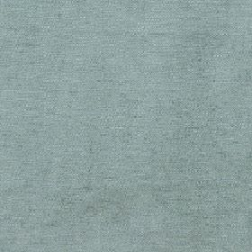 Elgar - Ocean - Plain duck egg blue coloured fabric made with a mixed cotton, viscose and polyester content