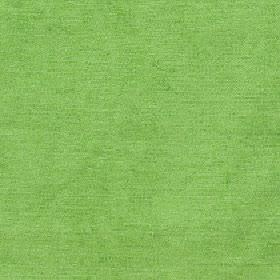 Elgar - Peridot - Bright, light, summery green coloured fabric made from cotton, viscose and polyester with no pattern