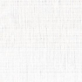 Taiko - Snowdrop - A subtle horizontal & vertical streak design printed in light grey on a background of bright white 100% polyester fabric