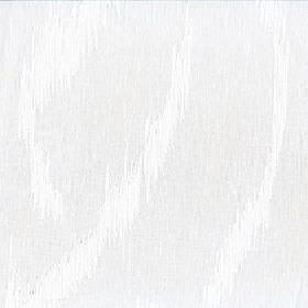 Alaska - Snowdrop - Very subtly patterned fabric made from 100% polyester in white and an extremely pale shade of grey