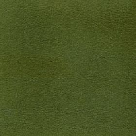 Sahara - Putty - Vibrant grass green coloured fabric made from unpatterned 100% polyester