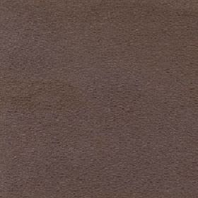 Sahara - Night Blue - Plain walnut brown coloured 100% polyester fabric