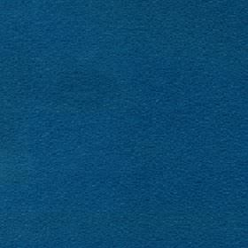 Sahara - Taupe - Deep see blue coloured 100% polyester made up into an unpatterned fabric