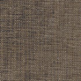 Sintra - Walnut - Dark grey, khaki and cream coloured 100% polyester threads woven into a fabric with no other pattern