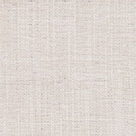Sintra - Winter White - 100% polyester fabric woven from threads in off-white and a very pale shade of grey