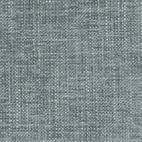 Sintra - Aquamarine - Various different light & dark shades of blue-grey woven together into a slightly patchy fabric made from 100% polyest