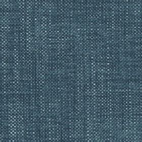 Sintra - Colonial Blue - White flecks caused by pale threads running through a 100% polyester fabric woven in a deep marine blue colour