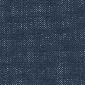 Sintra - Legion Blue - A background of dark navy blue to a subtle light grey flecked effect woven from fabric made from 100% polyester