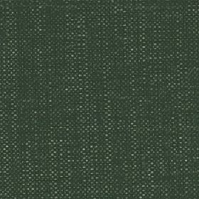 Sintra - Elm Green - 100% polyester fabric woven with light grey coloured flecks running through a plain dark shade of forest green