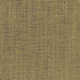 Sintra - Palm - Olive green coloured 100% polyester fabric woven with threads in cream and dark grey colours, creating a flecked finish