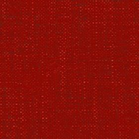 Sintra - Garnet - Tomato red coloured flecks creating a subtle pattern on a deep scarlet coloured 100% polyester fabric background