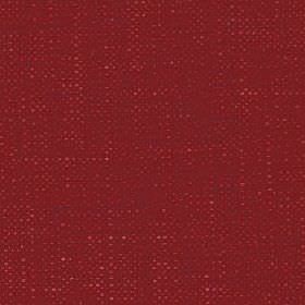 Sintra - Poppy Red - 100% polyester fabric made in a dark shade of blood red, woven with a subtle flecked finish in lighter pink-red