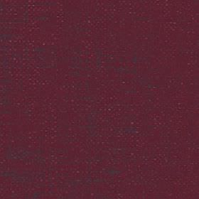 Sintra - Rosewood - Patchily coloured 100% polyester fabric featuring pale and dark grey flecks on a deep mulberry background