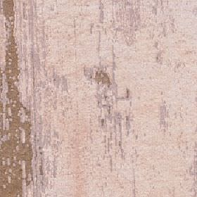 Soave - Warm Taupe - Marble effect viscose, cotton and polyester blend fabric made with patches of brown-green, light grey and blush pink