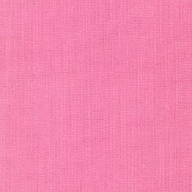 Tundra - Hot Pink - Hot pink coloured fabric made from an unpatterned mixture of cotton, viscose and linen