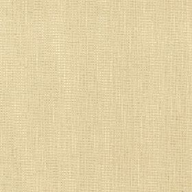 Tundra - Putty - Pale fabric made with a blended cotton, viscose and linen content in a creamy yellow colour