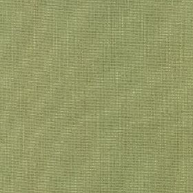 Tundra - Dill - Slightly streaky basil green coloured cotton, viscose and linen blend fabric