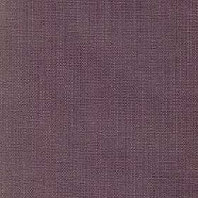 Tundra - Dusk - Fabric blended from a mixture of aubergine coloured cotton, viscose and linen