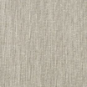 Sigma - Sand storm - Polyester, cotton and linen blend fabric with a roughly vertical stripe design in several different light shades of gre