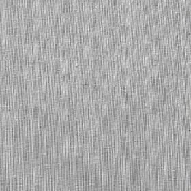 Sigma - Feather - A slightly streaky vertical design patterning fabric made in several shades of silver from polyester, cotton and linen
