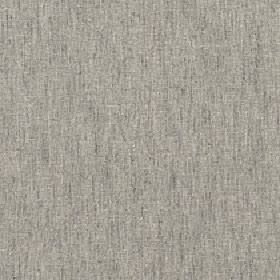 Amevi - London Fog - Patchily coloured polyester, cotton and linen blend fabric made in light grey and creamy grey shades