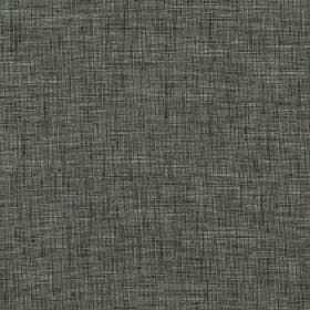 Omega - Charcoal - Dark grey fabric made with a subtle green tinge from polyester, cotton and linen, with some darker and lighter streaks