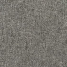 Narbucco - Elephant - Polyester, cotton and linen blended together into an iron grey coloured fabric featuring a subtle slightly patchy fini