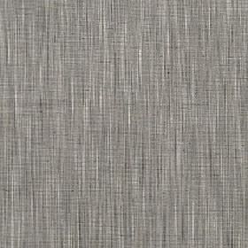 Natita - Magnesium - White & slightly darker grey coloured streaks running down a steel grey coloured polyester, cotton & linen blend fabric