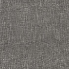 Samar - Storm Cloud - Subtle light grey streaks patterning battleship grey coloured polyester, cotton and linen blend fabric