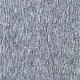 Kintaro - Steel - Small dark blue-grey and white coloured streaks covering fabric made from 75% polyester and 25% cotton