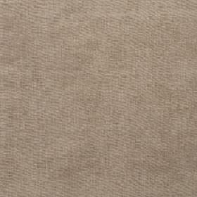 Akula - Bronze - Fabric made from an unpatterned blend of coffee coloured cotton and polyester