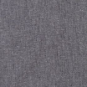 Katya - Pewter - Several different dark shades of grey making up a slightly streaked, patchy effect on polyester, cotton and linen blend fab