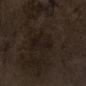 Volante - Elmwood - Dark mud brown coloured fabric made entirely from polyester