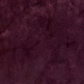 Volante - Hawthorn Rose - Slightly patchy 100% polyester fabric made in a dark plum colour