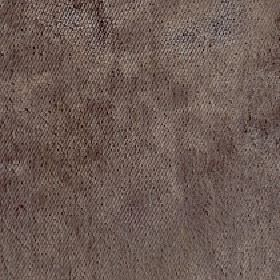 Volante - Silver Mink - Patchily coloured, speckled fabric made from dark grey-brown coloured 100% polyester