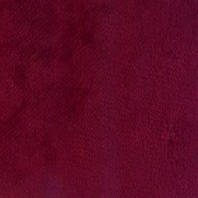 Volante - Poppy Red - Slightly patchy fabric made in a dark shade of magenta with a 100% polyester content