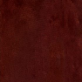 Volante - Picante - Deep shades of chocolate brown and maroon combined to create a plain 100% polyester fabric