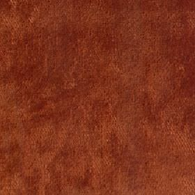 Volante - Tigerlilly - Dark copper coloured 100% polyester fabric finished with a slightly darker patchy effect