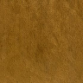 Volante - Amber - Slightly patchy olive green coloured fabric made entirely from polyester with a very subtly gold tinge