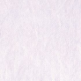 Volante - Bright White - Fabric made from pale purple and white coloured 100% polyester with a slightly patchy finish